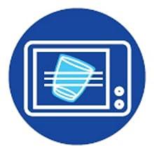 Duralex microwave safe logo