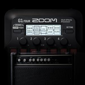 Zoom G1X Cuatro