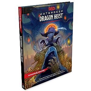 Dragon Heist, Waterdeep, Dungeons and Dragons module