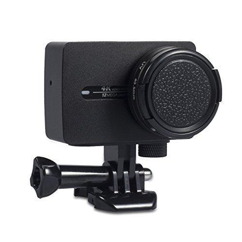 Amazon.com: Xiaomi Yi Funda de Aluminio y Silicona: Camera ...