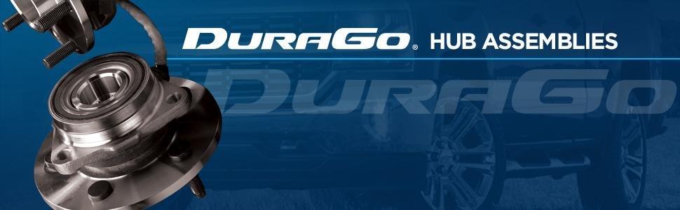 Blue DuraGo logo