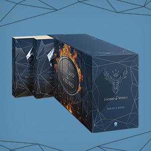 Box Trono de Vidro (Acompanha Brindes) - 9788501303493