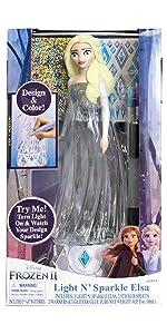 Elsa Light N Sparkle