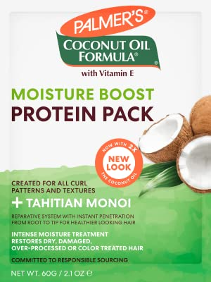 Protein pack sachet