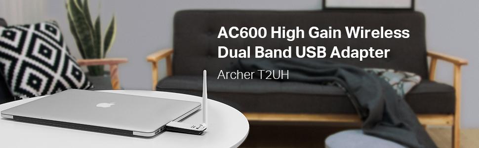 AC600 High Gain