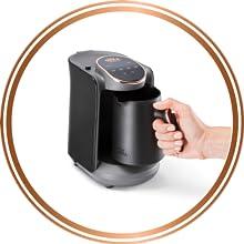 arzum grandim türk kahvesi makinesi