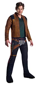 Han Solo a star wars story adult costume