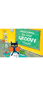Welcome to Our Groovy Class Postcards