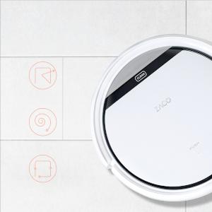 ZACO ILIFE0003-ES ILIFE V3s Pro Aspirador hogar Robot, Auto-Carga ...