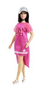 Amazon.es: Barbie Fashionista Made to Move, Muñeca articulada ...