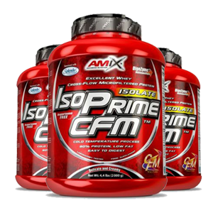Amix IsoPrime CFM Isolate, Cookies & Cream - 1 kg