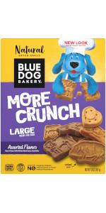 Blue Dog Bakery More Crunch