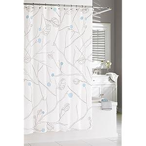 Poppy Shower Curtain By Kassatex