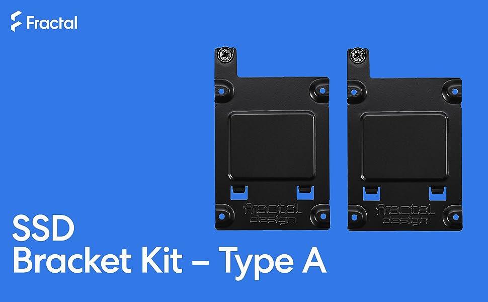 Fractal Design SSD Bracket Kit - Type A