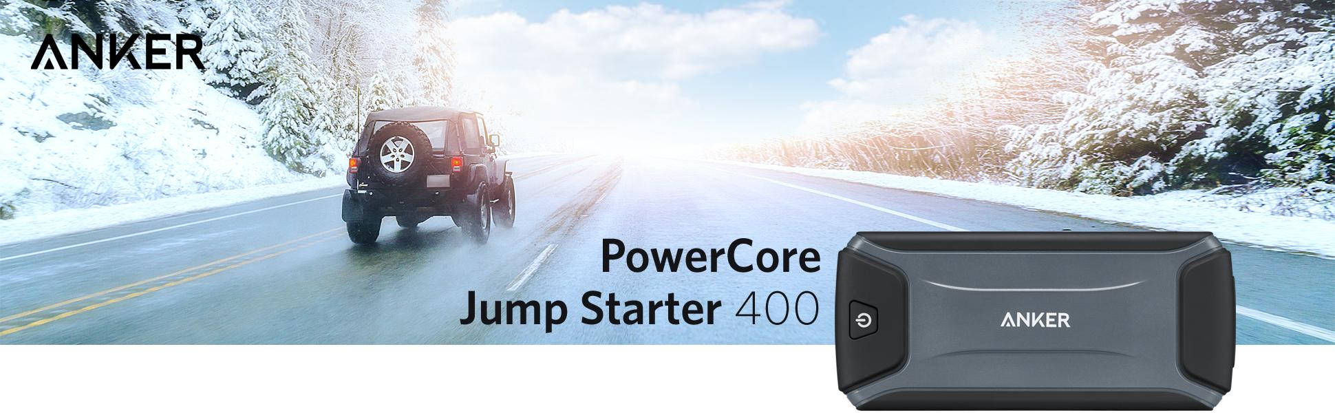 Anker Ultra Compact Car Jump Starter And Volvo D12 Wiring Harness From The Manufacturer