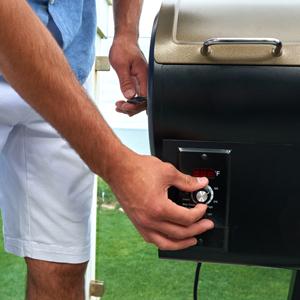 pellet grill, smoker, versatile, temperature control, outdoor cooking