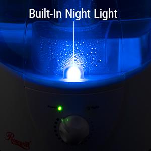 Built-in Night Light