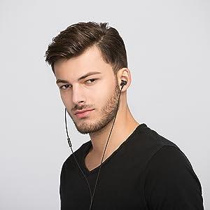 bass, mic, earphone, clear sound