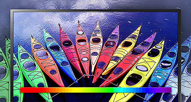 Wide Colour Enhancer N5000 Samsung TV feature image