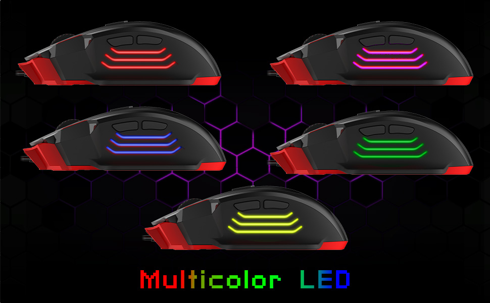 USB Gaming Mouse,zebronics gamimg mouse,Premium USB Gaming Mouse,Zeb Groza USB Gaming Mouse