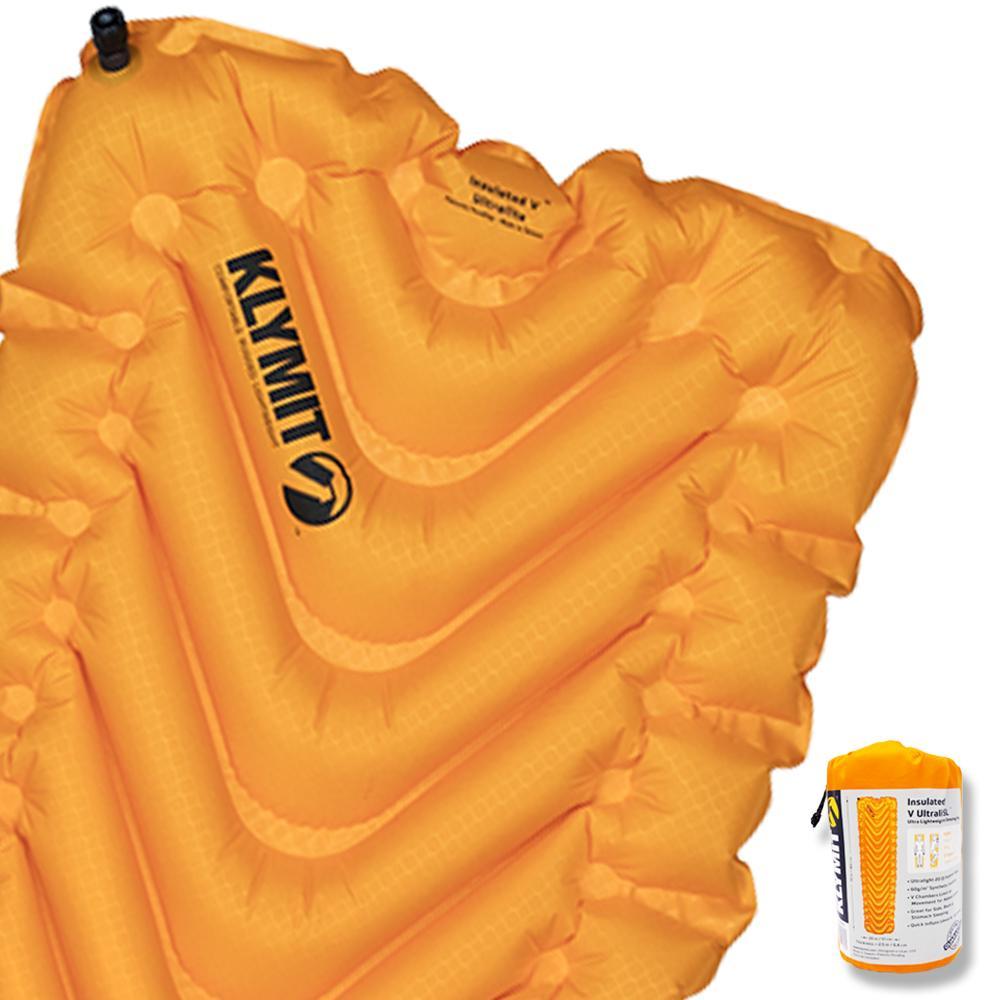Klymit Static V Ultralite Sl Sleeping Pad Insulated