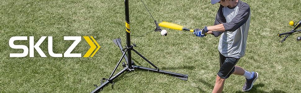 baseball batting tee,hitting stick,batting trainer,batting practice equipment,softball swing train
