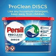 Persil discs