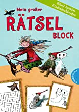 Mein großer Rätselblock mit Otfried Preußlers Kinderbuchhelden