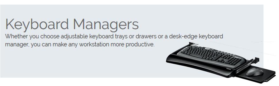 Amazon Com Fellowes Office Suites Underdesk Keyboard