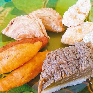 マレーシアの伝統菓子、クエ