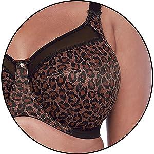 goddess, lingerie, goddess lingerie, full figure, plus size, bra, bras, kayla, full cup, keira print