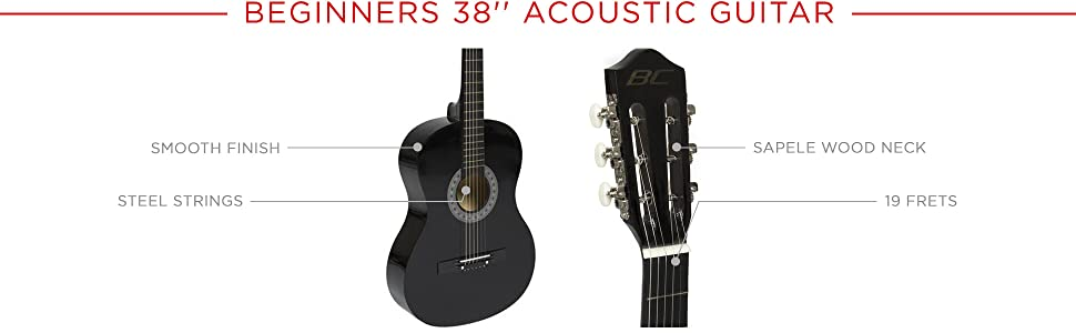 Brilliant Amazon Com Best Choice Products 38In Beginner Acoustic Guitar Wiring Cloud Hisonuggs Outletorg