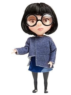 "Disney Parks Pixar Edna Mode Plush Doll 12/"" The Incredibles 2 BRAND NEW"