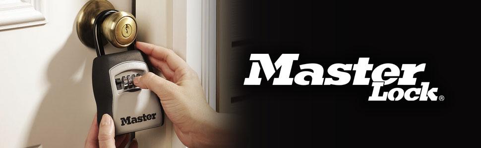 lock box, key lock box, lockbox, lock box for house key, lockbox for keys, key safe, masterlock