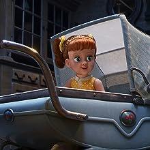 Gabby Gabby, Toy story, toy story 4, woody