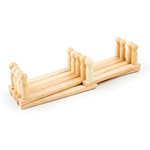 expandable wall rack; kitchen storage home storage; collapsable wall rack; 13 pegs wall storage