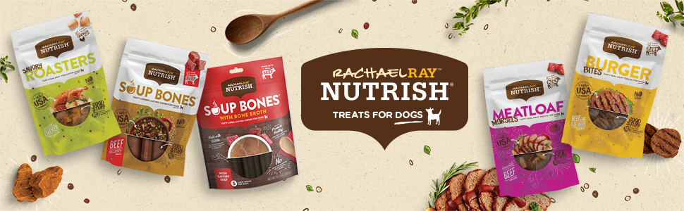 Rachael Ray Nutrish Treats for Dogs