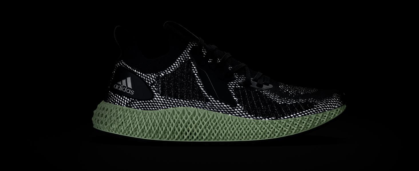 Amazon.com | adidas Originals Men's Alphaedge 4d Running Shoe ...