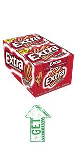 EXTRA Cinnamon Gum