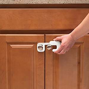 Safety 1st Secure Mount Cabinet Lock 2 Count