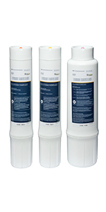 WHEMBF Water Purifier Replacement Filters