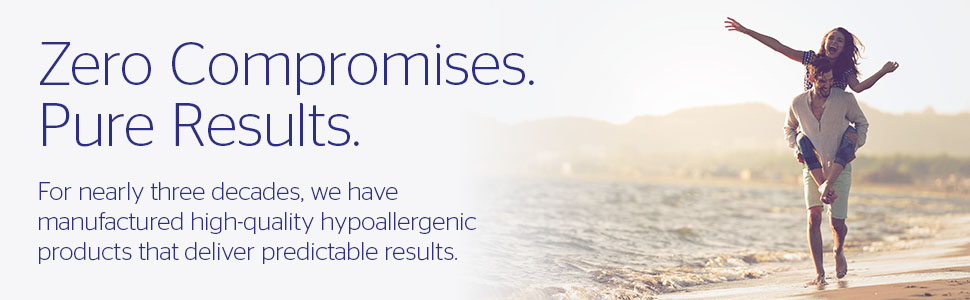 Zero Compromises. Pure Results.