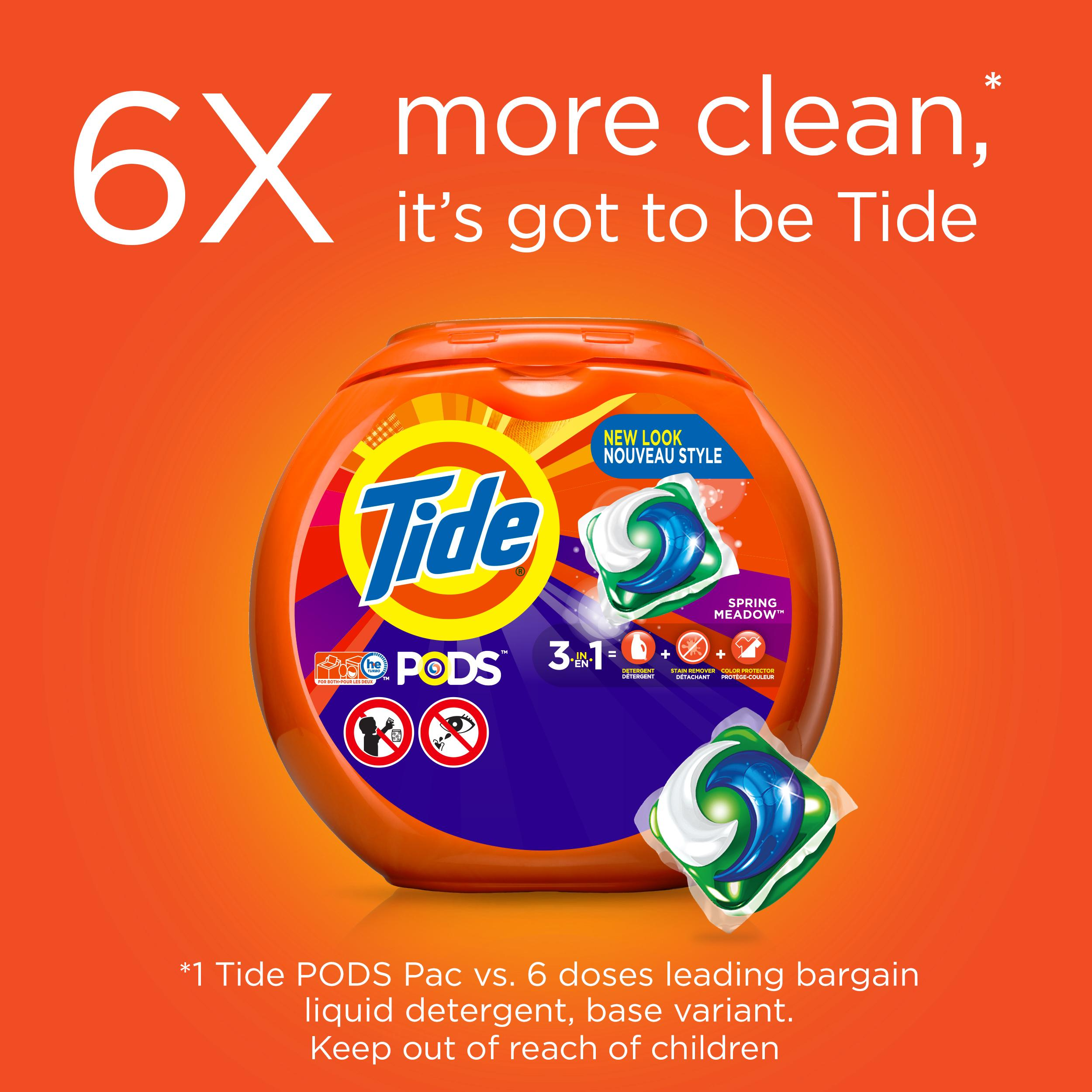 Amazon tide pods 3 in 1 he turbo laundry detergent pacs tide pods is a 3 in 1 magicingreecefo Image collections