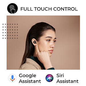 full touch control
