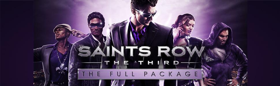 Amazon.com: Saints Row The Third - Full Package - Nintendo ... on