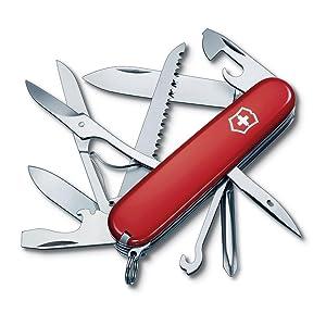 Amazon Com Victorinox Swiss Army Fieldmaster Pocket Knife