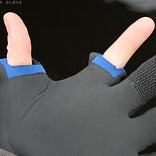 Pro Angler Slit Finger