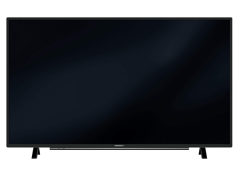 grundig 43 vle 5000 bl 110 cm 43 zoll fernseher full hd hd triple tuner smart tv dts. Black Bedroom Furniture Sets. Home Design Ideas