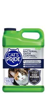 Cat's Pride Bacterial Odor Control Cat Litter