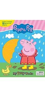 My Busy Books PawPatrol Phidal Board Books Peppa Pig
